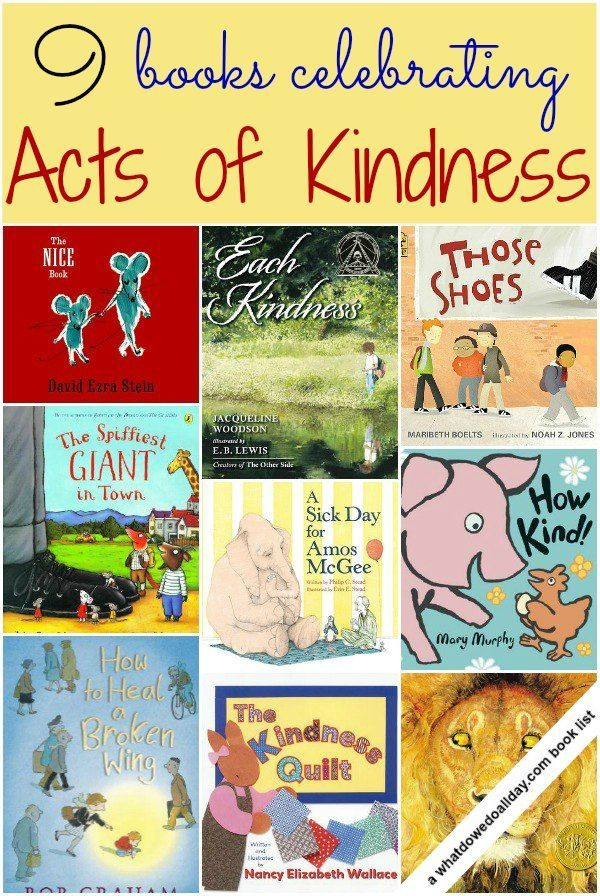 Simple play ideas, learning activities, kids crafts and party ideas, plus acts of kindness for kids! #actsofkindness #picturebooks