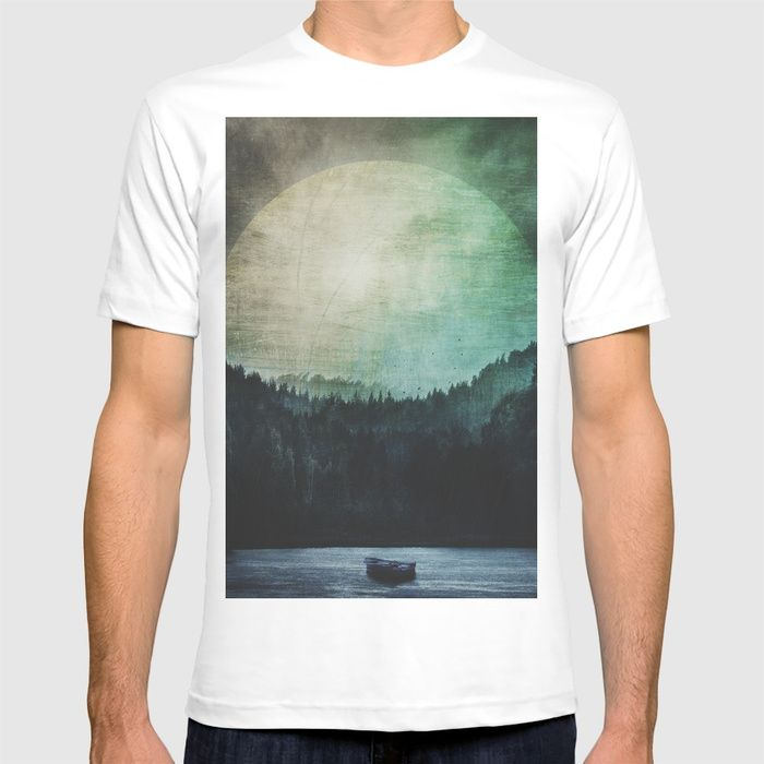 Great mystical wilderness T-shirt by HappyMelvin | Society6