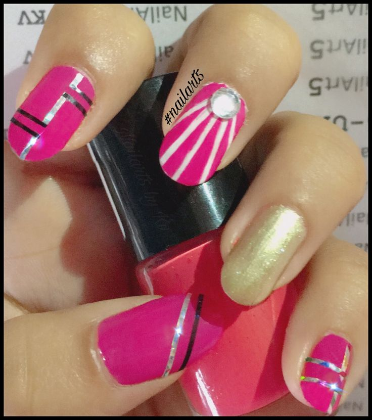 173 Best Nail Art Designs Tutorials Nail Art5 Images On Pinterest