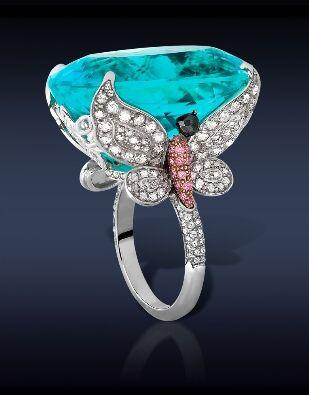 Diamond Cocktail Ring | Fine Jewelry | Ladies Jewelry | Jacob and Co