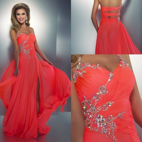Hot Pink Prom-Neon Prom Dresses For Girls and Women, Indian Dresses,Pakistani Dresses,Western Dresses, Wedding Dresses, Women Dresses, Girls Dresses