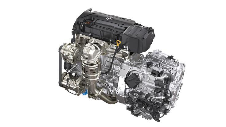 2015-16 TLX 4-cylinder Engine