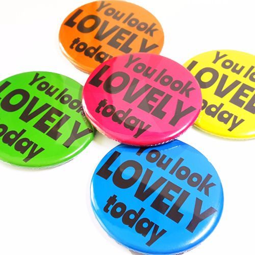 Positive Pocket Mirrors to perk up your day!