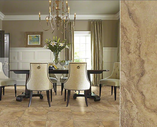 gorgeous ceramic tile floors never go out of style pictured shaw floors valhalla - Dining Room Flooring Options