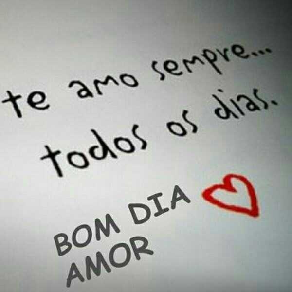 Msg Bom Dia Amor Da Minha Vida Bom Dia Amor Da Minha Vida