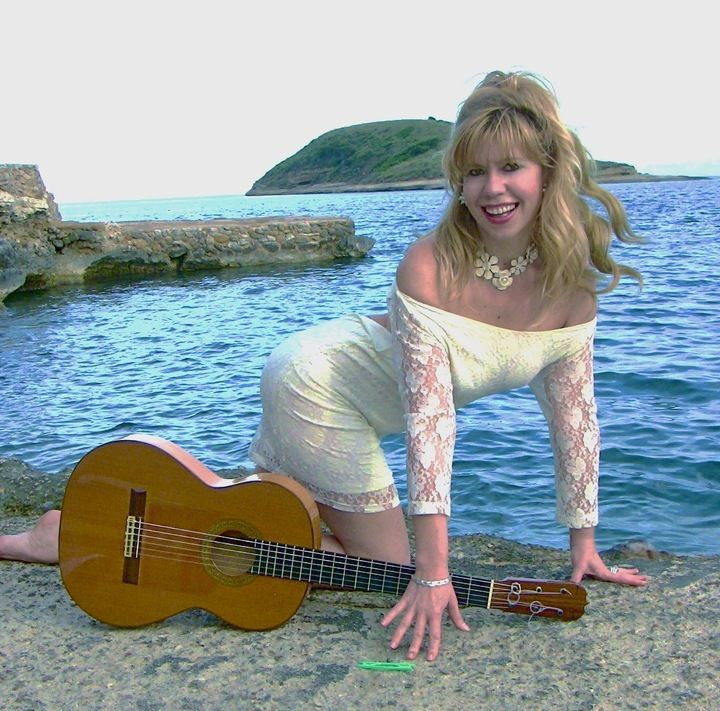 Galina Vale performed over 2000 concerts around the world she was named as an Ambassador of the International Guitar Festival of Great Britain.