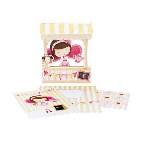 προσλήσεις για παιδικό πάρτυ  - Little Miss Cupcake