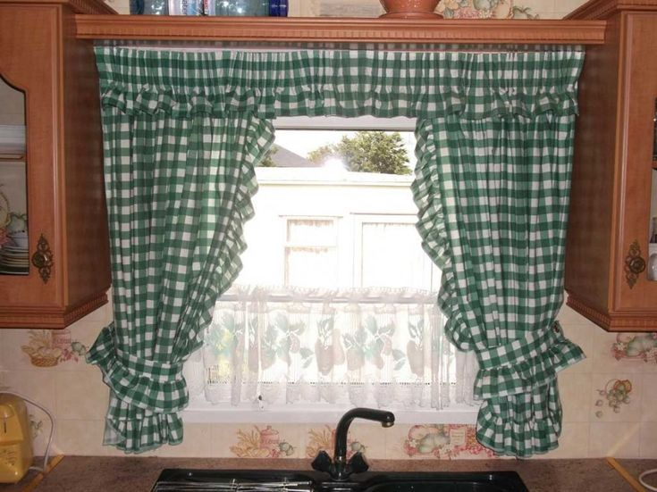 Simple Kitchen Curtain Designs 13 best kitchen curtains images on pinterest | curtain ideas, cafe