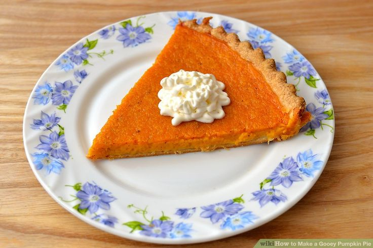 How to Make Pumpkin Pie Straight from the Pumpkin - wikiHow