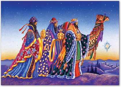 Three Kings Cards Christmas Cards Christmas Photo Cards
