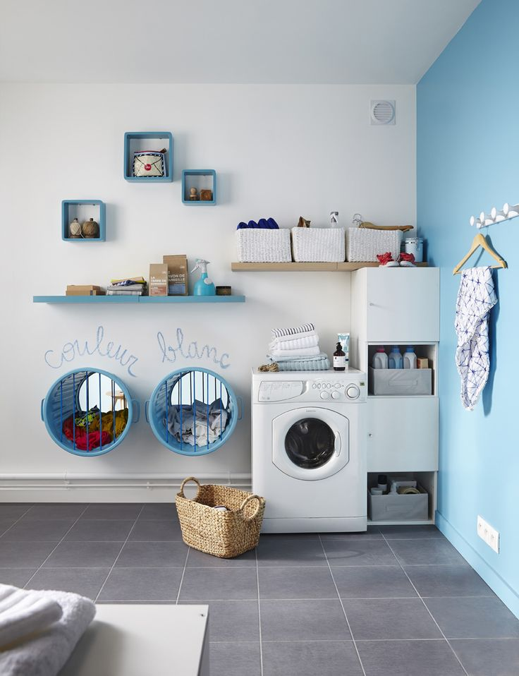 25 best ideas about linge de bain on pinterest lave for Astuces rangement salle de bain