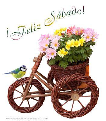 """BANCO DE IMAGENES GRATIS: Tarjetas con mensajes de """"Feliz Sábado"""" y """"Feliz Día"""" para el Face"""