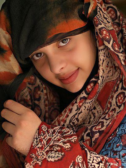 Girl from Yemen -  San'a, Amanat Al Asimah, Yemen   #world_cultures