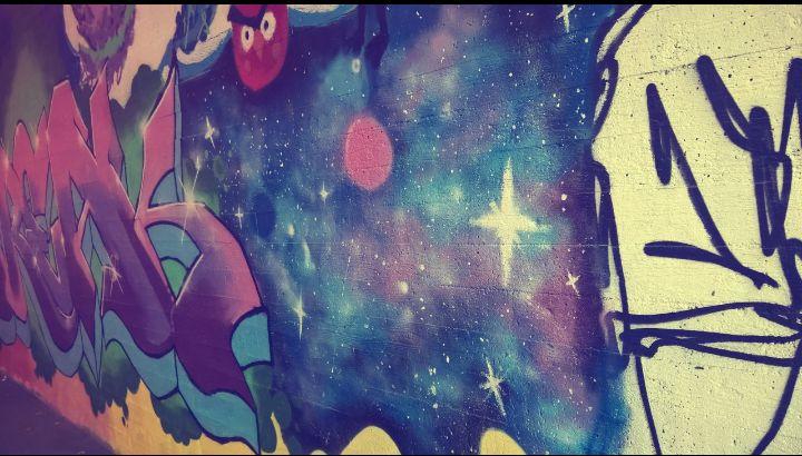 street art #finland #galaxy