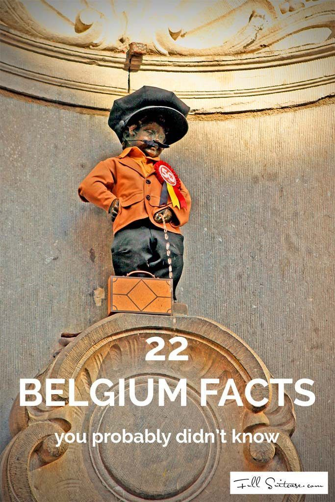 Did you know that you can drink a Belgian beer every for 4 years and never have the same beer twice? Read more interesting and fun facts about Belgium on our blog