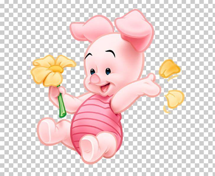 Piglet Winnie The Pooh Eeyore Tigger Infant Png Animated Cartoon