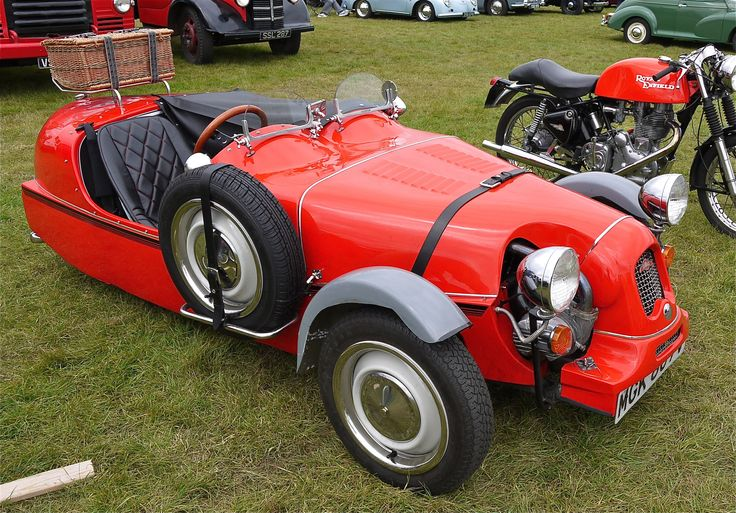 Lomax 2CV 3 wheel