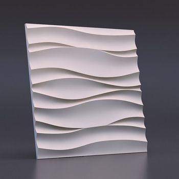 Resultado de imagen para panel 3D plastico