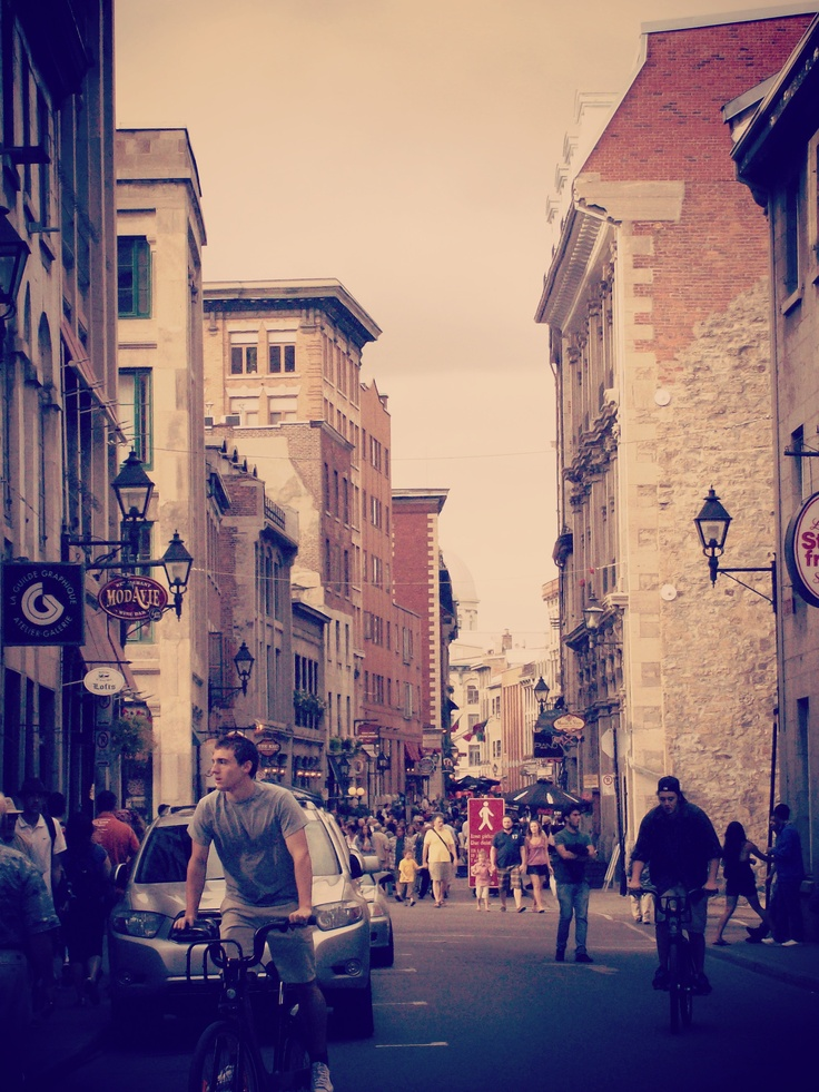 Montreal- #hanging out in #oldport - se promener dans le #vieuxmontreal
