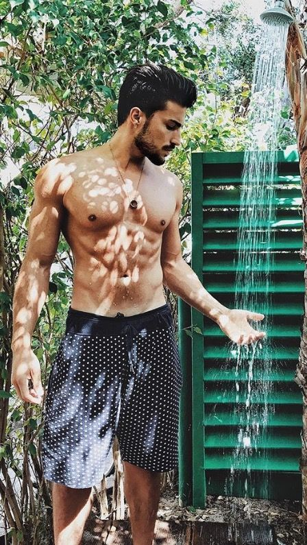 Mariano Di Vaio Male Model, Men's Fashion, Shirtless, Eye Candy, Handsome, Good Looking, Pretty, Beautiful, Sexy マリアーノ・ディ・ヴァイオ 男性モデル メンズファッション