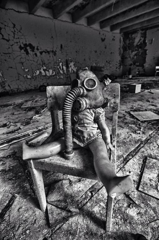 [Galería] Chernobyl a 28 años del accidente.