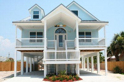 Beach house, Mexico Beach, Florida