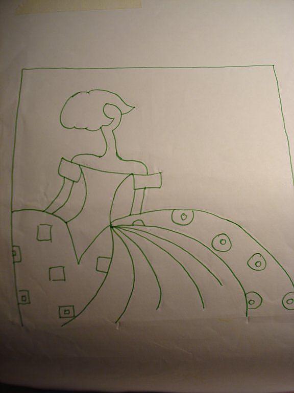 como pintar meninas de marmolina o escayola (pág. 2)   Aprender manualidades es facilisimo.com