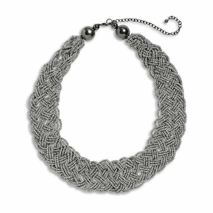 Halsband, Metall, Dam   Lindex