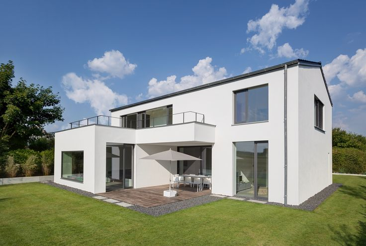 258 best images about contemporary houses gabled roof on for Architekten bungalow modern