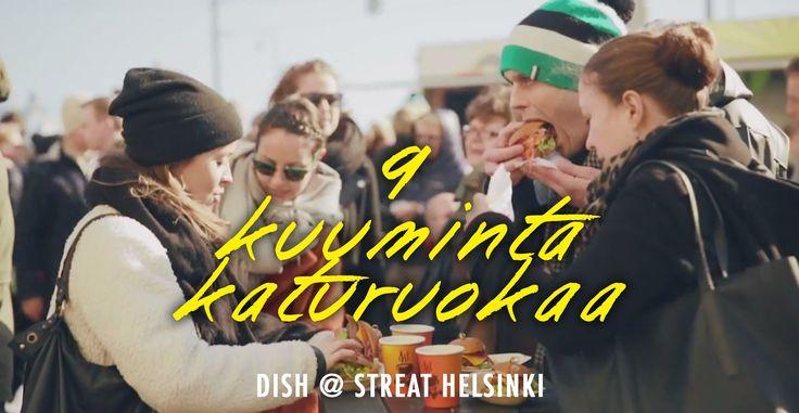 9 kuuminta katuruokaa Streat Helsingissä | DISH    Helsinki, Finland - www.ewas.fi