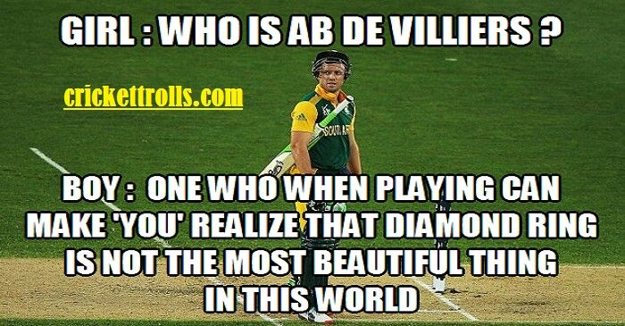 This is AB...