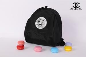 de7c2a5b9b381a Chanel Designer, Chanel Brand, Chanel Logo, Black Backpack, Backpack Bags,  Cosmetics