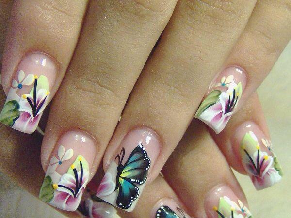 Butterfly's x