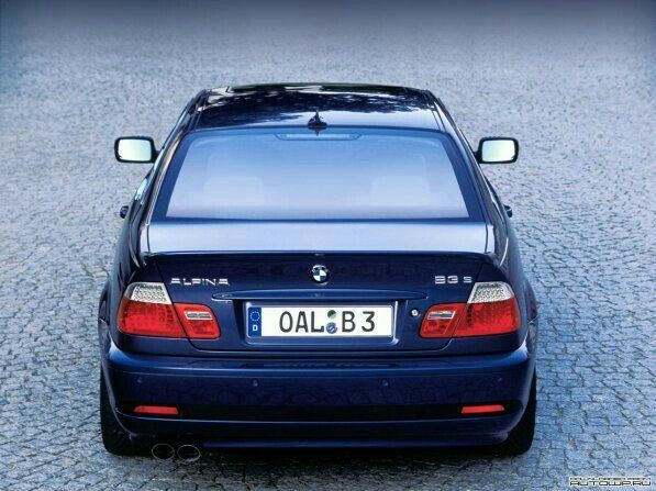 Alpina B3 3.5 (E46)  Coupe
