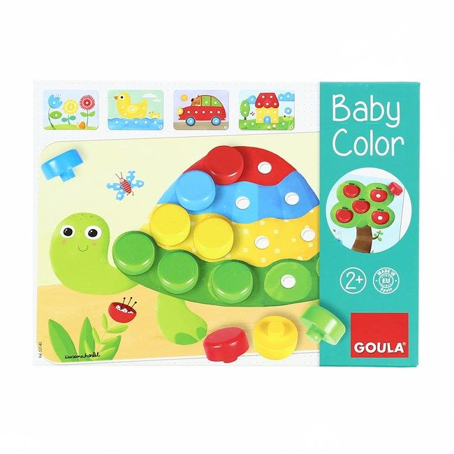 Baby color