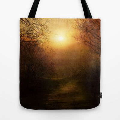 April Ethereal Tote Bag by Viviana Gonzalez - $22.00