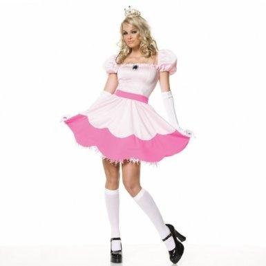 Sexy Princess Peach