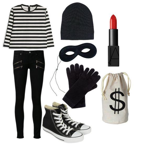 Image result for burglar halloween costume women