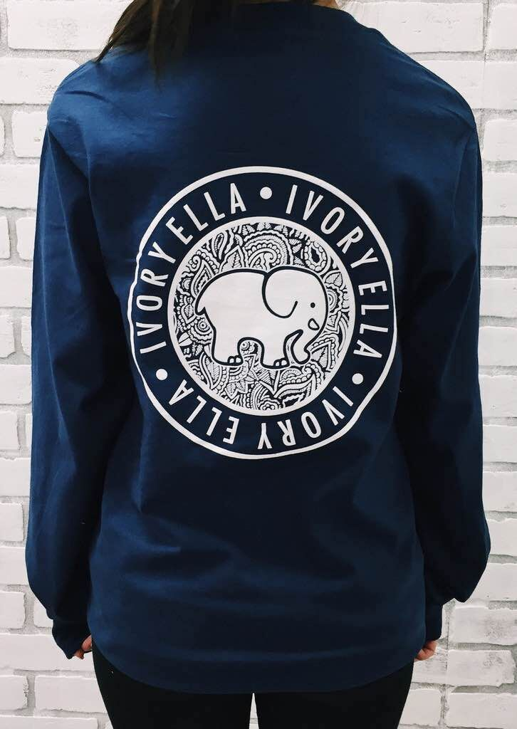 Elephant Shirt Womens
