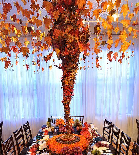 Trees thanksgiving and preston bailey on pinterest