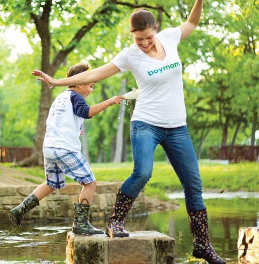 boymom designs - t-shirts designed for moms with boys