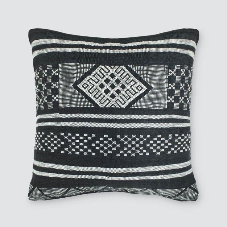 Sabra Silk Moroccan Throw Pillows   – The Citizenry