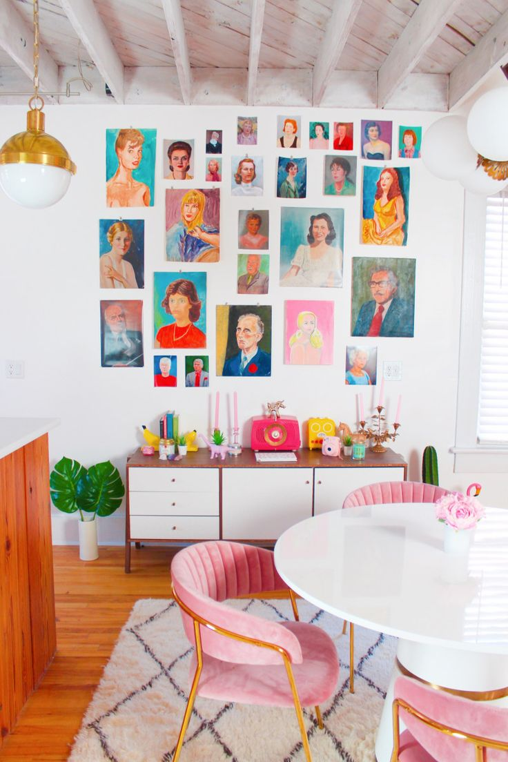 Tour a Colorful Airbnb Designed by Blogger and Instagrammer Sophie Loghman