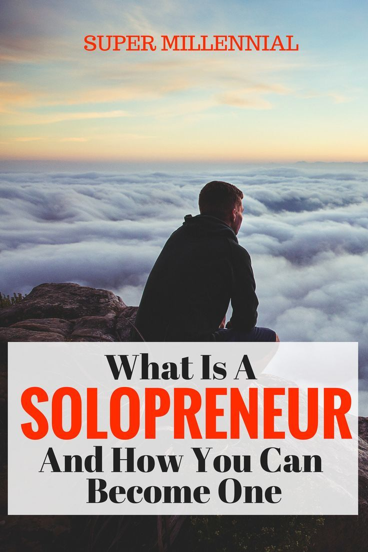 "What Is a Solopreneur? Isn't it just an entrepreneur? By choosing to be a solopreneur you are going out on your own, or ""going solo."" Learn the four reasons why I chose to become a solopreneur once I quit my six figure job."