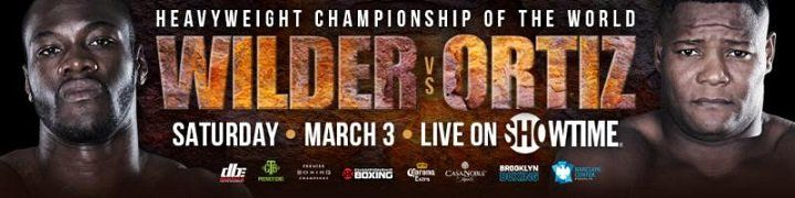 Deontay Wilder vs. Luis Ortiz International Media Conference Call Transcript #Latest #allthebelts #boxing