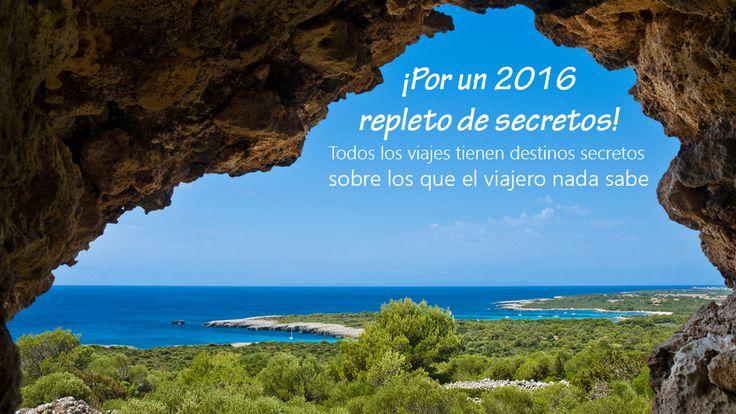 (Enero-2016) - https://www.facebook.com/385909751590802/photos/a.386013018247142.1073741828.385909751590802/857889224392850/?type=3&theater  - Todos los VIAJES tienen DESTINOS SECRETOS, sobre los que el VIAJERO nada sabe #alquiler #casas #villas #viajar #playa #turismo #alquilermenorca #Menorcavillas #alquilercasamenorca #alquilervillasmenorca #alojamientoenMenorca #alojamientoMenorca #alquilercasasMenorca #vacaciones #semanasanta #Menorca #alqulervillas #tranquilidad #vacacionesdelujo