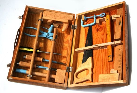 36 best tool chests images on pinterest tools tool for Mid century modern toy box