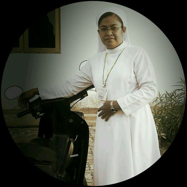 Sr. M. Xaverine, PRR. Keuskupan Weetebula.