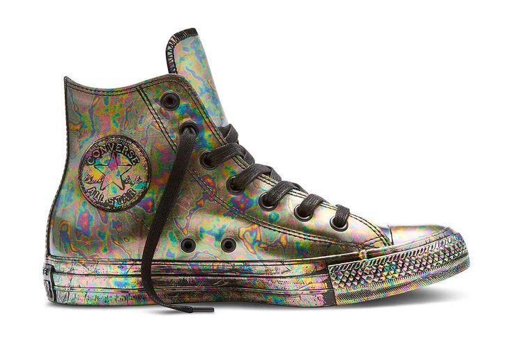 41d608d12 nuevos modelos converse chuck taylor all star iridiscentes