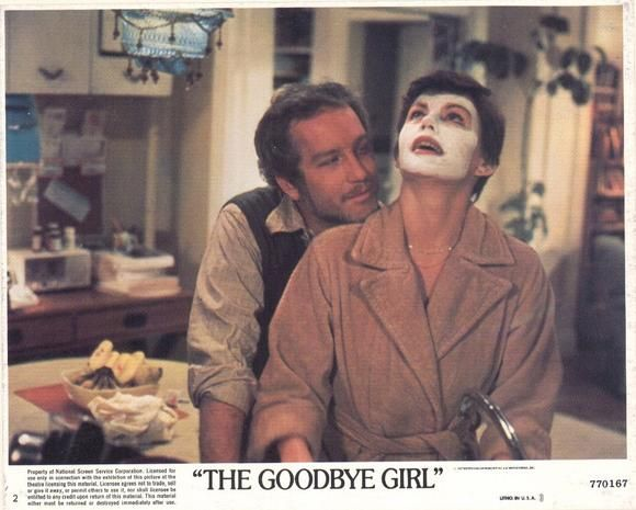One of my all time favorites - The Goodbye Girl....great chick flick